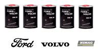 5 Litros Aceite Motor Original Ford Volvo 5w30 Acea A5/B5 WSS-M2C913-C API SN/CF