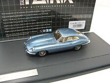 JAGUAR E-type SII Coupe 1970 Blue Metallic 1/43 MATRIX L.E. 408