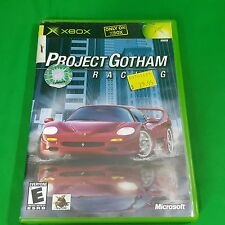 Need for Speed Carbon Black Label Original Xbox Game Missing booklet