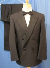 Men's Double Breasted 30L Wool Blend Suits & Tailoring