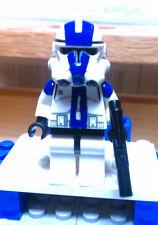 Lego Star Wars Commander Appo Phase 2 Armor Custom Figure