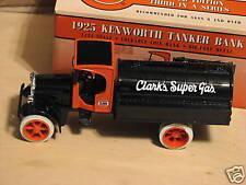 1994 ERTL (CLARK) 1925 KENWORTH TANKER BANK. MIB