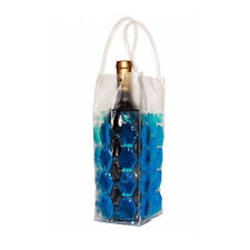 Natico Executive Office Wine Bag/Cooler, 4-Sided, Choice Clear or Blue 60-ICB904
