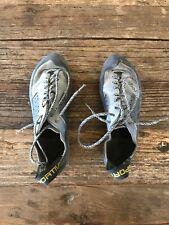 La Sportiva Nago Women's Rock Climbing Shoes Sz Uk 5 Usm 6 Usw 7