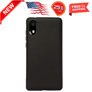 For ZTE Avid 579 Non Slip Shockproof Cover Soft TPU Rubber Slim Fit Phone Case