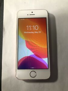 Apple iPhone SE - 16GB - Rose Gold GSM Unlocked MDM BYPASSED - READ LISTING!