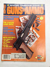 Guns & Ammo Magazine High Powered Hi Power December 1983 022217R