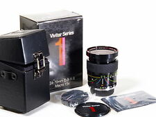 VIVITAR SERIES 1 3.8-4.8/24-70 FOR OLYMPUS OM NUEVO OLD STOCK NEW GARANTIA