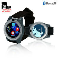 NEW GSM Unlocked Watch & SmartPhone - Android OS + Camera + 32gb SD~Best Gift!!