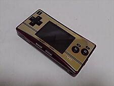 Nintendo Gameboy Micro Famicom Couleur Console F/S Japon Sal Utilisé