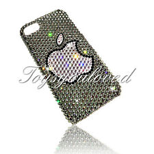 Apple Crystal BLING BACK CASE FOR IPHONE 7 plus 5.5 Made w/ SWAROVSKI ELEMENT