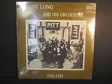 Johnny Long and Orchestra 1941-1942, Circle Records CLP-56 mono 1983, sealed LP