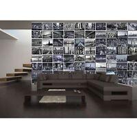 COLLAGE creativo Gran Manzana ciudad de Nueva York Mural Para Pared - 64 piezas