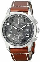 Victorinox Men's Watch 241597 AirBoss Chronograph Swiss Automatic Grey Dial