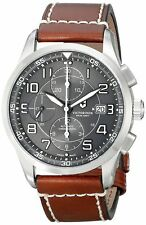 Victorinox Men's Watch 241597 AirBoss Chronograph Swiss Automatic Grey Dial
