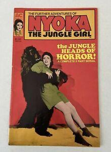 Further Adventures Of Nyoka The Jungle Girl #2 (AC Comics, 1988) High Grade!!