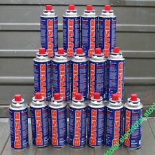 16 CARTUCHO GAS BUTSIR Cartucho de gas butano B-250 Butsir IM
