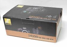 Nikon D 5`100 18-105 VR Kit nur OVP Leere Kartonage Nr.1481
