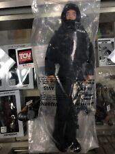 "GI Joe 12"" 1995 Convention Club - BAGGED POLICE SWAT uniform 1/6 scale figure"