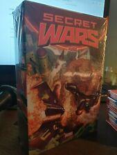 SECRET WARS 4 Avr 2016 COFFRET Collector 900 EX 14 comics Marvel Panini # NEUF #