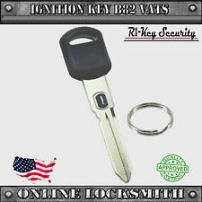 New Ignition VATS Key B82 P5 Buick Oldsmobile V.A.T System Black Resistor Key #5