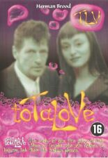 Totalove - Mashehu Totali (Herman Brood) - DVD with English subtitles