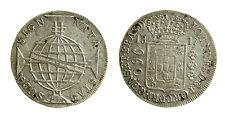 pcc2130_4) BRASILE BRAZIL  - 960 REIS 1817 JOAO - Overstruck on 8 Reales