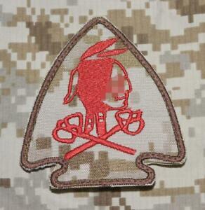 "Authentic DEVGRU ST6 Red Squadron ""Tribe"" Retro AOR1 Patch - SEAL NSWDG SOF NSW"