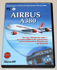 AIRBUS A380 - PC - ADDON FÜR MICROSOFT FLIGHT SIMULATOR 2002 & 2004