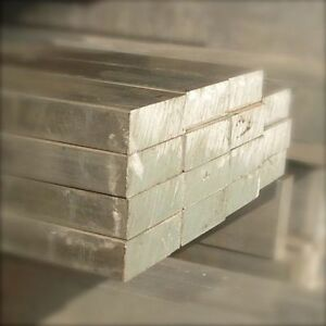Barra rettangolare piatta in alluminio 6082 ANTICORODAL 200X15 mm