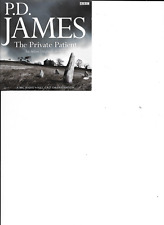 P.D.James - The Private Patient ( Dalgliesh Mystery) ( 2 CD Audio Drama 2010)