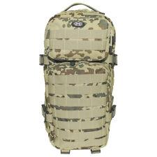 MFH Rugzak Assault I 30L Backpack Trekking Airsoft Veiligheid Tropical Camo