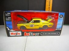 Maisto All-Stars 1967 Ford Mustang GT (1/24)
