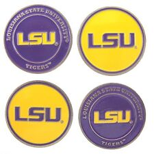 Louisiana State (Lsu) Tigers Golf Ball Markers (Set of 4)