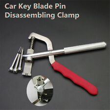 Car Folding Remote Key Professional Disassembling Plierspin Lock Tool Outfit