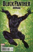 Black Panther Annual #1 Variant Brian Stelfreeze Cover