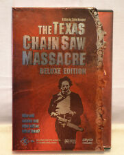 Texas Chainsaw Massacre 2 Disc Special Deluxe Edition w/ Slipcase