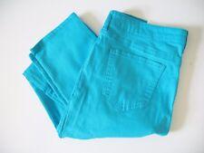 Celebrity Pink Womens Juniors Jayden Skinny Jeans Colored Scuba Blue Sz 15/32