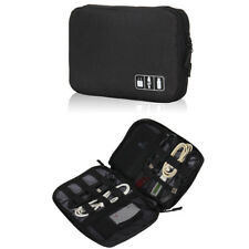 Travel Universal Cable Organizer Pouch Various Electronics Accessories Cases Bag