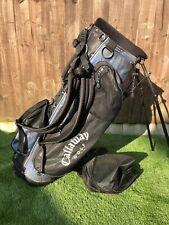 Callaway  Golf Stand Carry Bag Golf Golfing Bag Free Postage