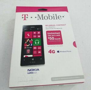 T-Mobile Nokia Lumia 521 Smartphone 4G