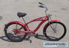 Vélo Beach Bike Micargi Falcon GTS, rouge