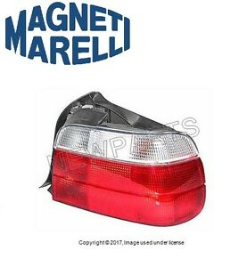 For BMW E36 318ti Pass. Right Taillight w/ White Turn Signal 82199402925 OEM