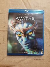 Avatar 3D (2D/3D Blu-ray + DVD) 2012 Limited Edition