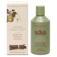 L'erbolario Fruity Woods Shower Gel Splendour&Freshness&Delicate 250ml
