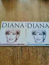 Diana Princess Of Wales Part's 1 & 2 dvd's promo
