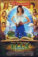 Ella Enchanted (Einzel Seiten) Regulär) Original Filmposter