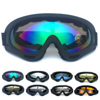 Winter Snow Sports Skiing Goggles Sunglasses Snowboarding Snowmobiling Eyewear