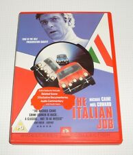 DVD - The Italian Job - Michael Caine - Noel Coward - Region 2