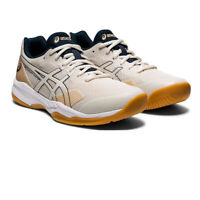 Asics Womens Gel-Court Hunter Indoor Court Shoes White Sports Squash Netball